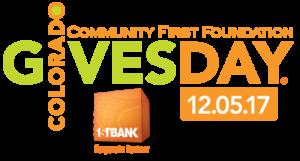 Colorado Gives Day 12.05.17