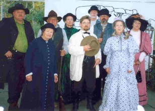 Grand County Characters