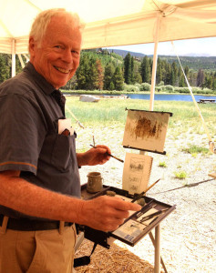 Plein Air Painting Workshop with Pem Dunn @ Cozens Ranch Museum