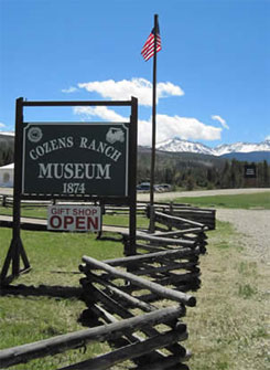 Cozens Ranch Museum