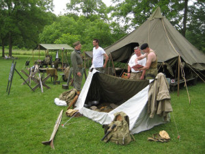 10th Mtn Camp Living History