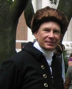 Phil Lauricella as Thomas Jefferson