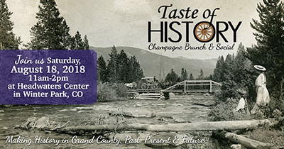 Taste of History @ Headwaters Center