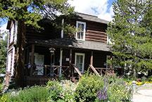 Kauffman House