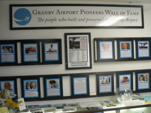 Emily Warner Field Aviation Museum at Granby Airport