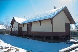 Kremmling Train Depot