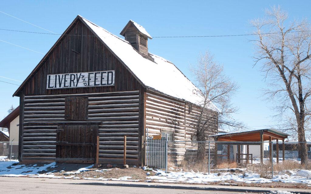 Heritage Park Museum in Kremmling, CO